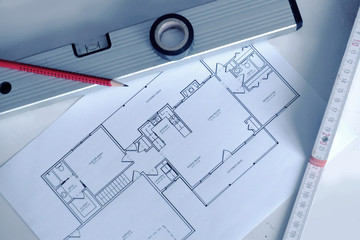 Architektur Plan - Planung Immobilie