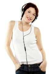 Girl And Music