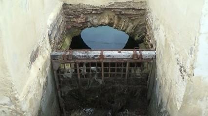 Esclusa antigua de marea