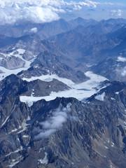 Tha Andes range.