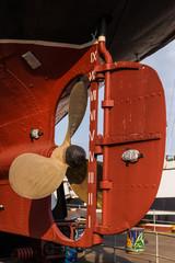Ship Propeller Blades