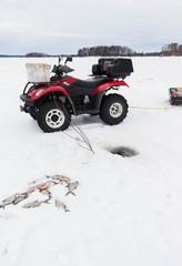 Fishman quad onthe lake