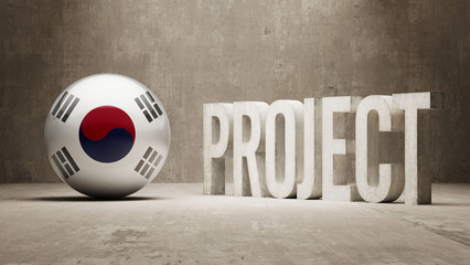 South Korea. Project Concept.