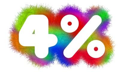 Four percents