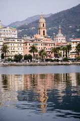 Rapallo dal porto
