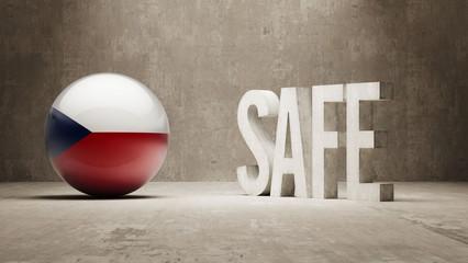 Czech Republic. Safe Concept.