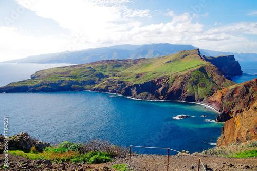Leinwanddruck Bild Madeira Island (Portugal)