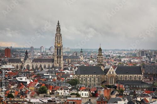 Keuken foto achterwand Antwerpen Antwerp. Belgium