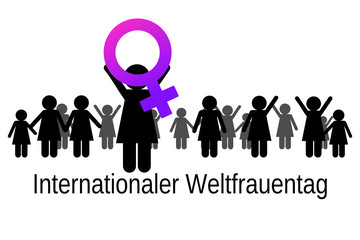 Internationaler Weltfrauentag
