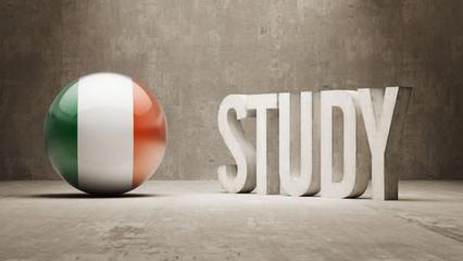 Ireland. Study Concept.