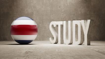 Costa Rica. Study Concept.
