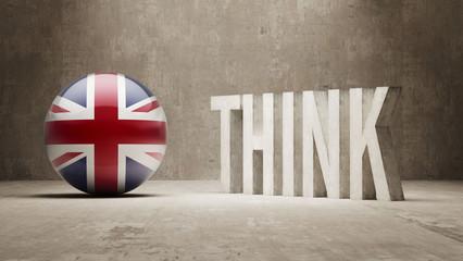United Kingdom. Think Concept.