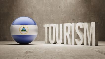 Nicaragua. Tourism Concept.
