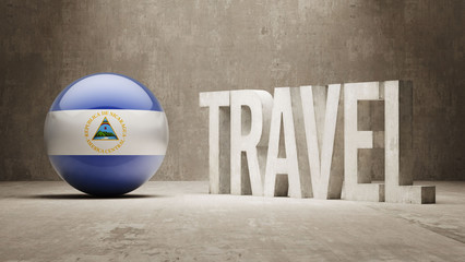 Nicaragua. Travel Concept.