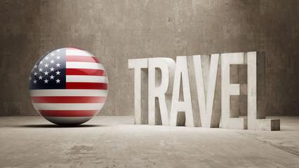 United States. Travel Concept.