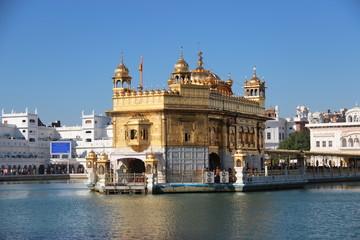 Golden Temple in Amritsar 3.