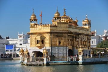 Golden Temple in Amritsar 4.