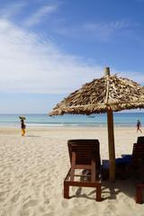 ミャンマーのビーチリゾート