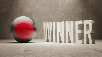 Bangladesh. Winner Concept.