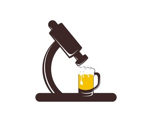 beer microscope
