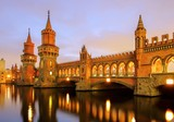 Berlin Oberbaumbrücke - Berlin Oberbaumbridge 01 - 77860817