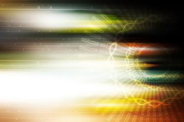 light aura motion technology illustration background