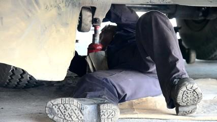 automotive motor car mechanic