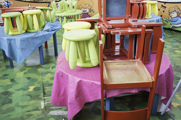 Nursery chairs