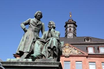 Hanau Gebrüder Grimm Stadt