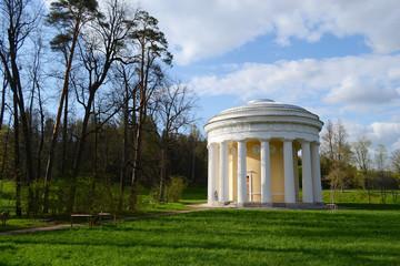 Temple of Friendship pavilion.