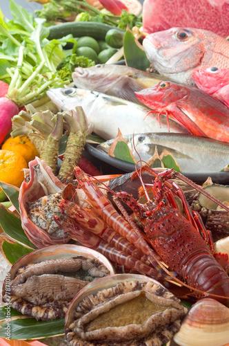 食材 魚介類 生鮮食品