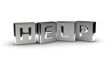 Metal Help Text