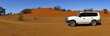 Red sanddunes, Windorah, Queensland, Australia