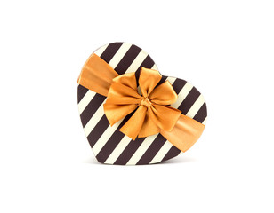 Heart shape box for valentine day