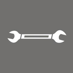 Icono llave fija