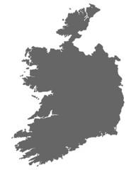 Irland Grau