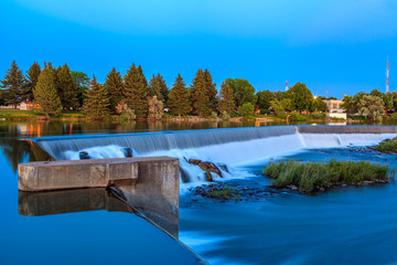 Idaho Falls Power HydroElectric project