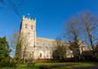 Christchurch Priory Dorset England UK 11th century church - 77874418
