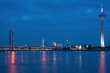Night Düsseldorf