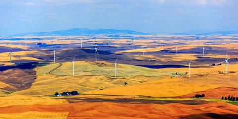 Steptoe Butt Wind Turbines