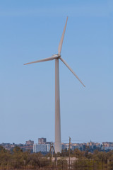 wind tourbine
