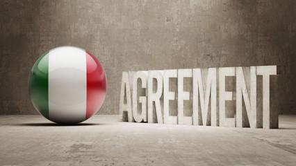 Agreement  Concept