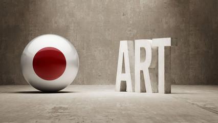 Japan. Art  Concept