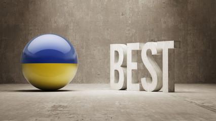 Ukraine. Best  Concept