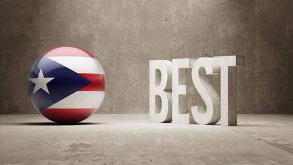 Puerto Rico. Best  Concept