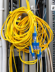 Confused of fiber optic in server room