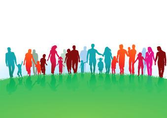 Gruppen und Familien