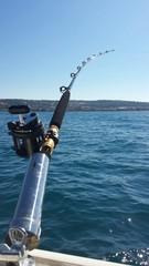 Pesca a Traina dalla Barca