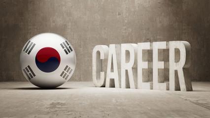 South Korea. Career  Concept