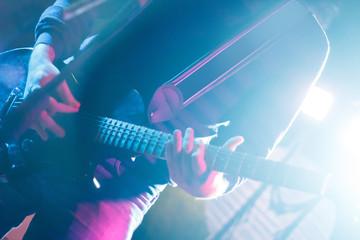 Guitarist Rock Concert